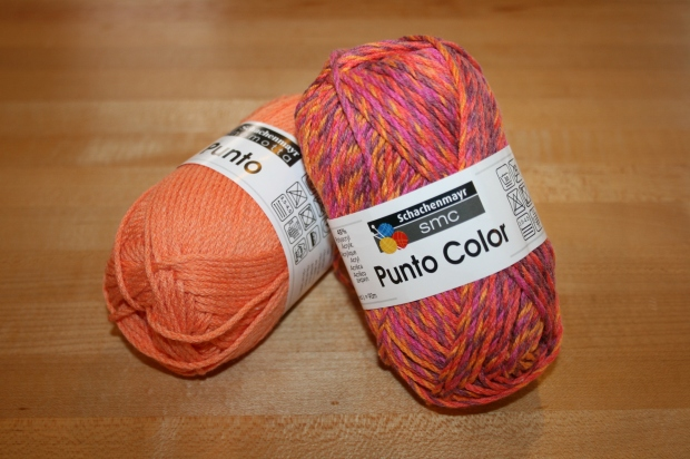 Cotton & Acrylic yarn from Schachenmayr