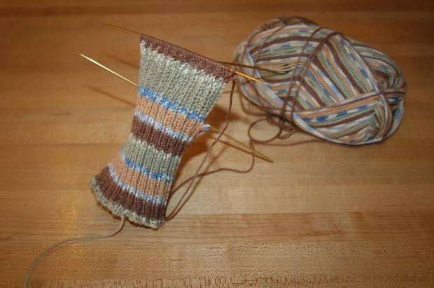 KnittingHeelFlap