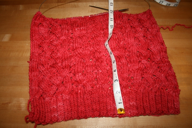 ValentineSweater ProgressFront4